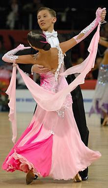 Танго выражает любовь и страсть